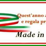 Perché dobbiamo acquistare prodotti Made in Italy