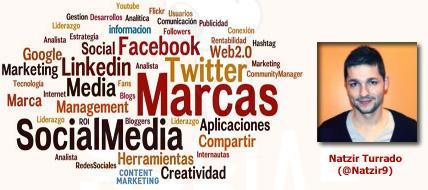 Medición del impacto de nuestra presencia en las redes sociales con Natzir Turrado (Metriplica @Natzir9) #SocialDeWeb