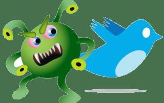 Recuerda el Malware en Twitter: get free 100 follower ...