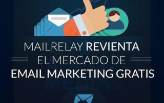 El eMail marketing se hace más fácil todavía con Mailrelay