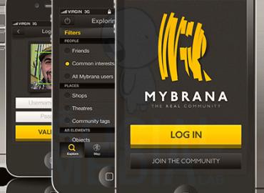 El mundo loco de @MyBrana 3D app