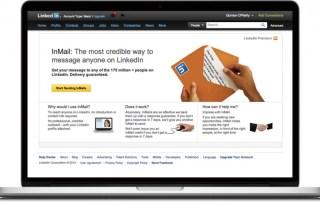 Modificación en la política de créditos inMail de Linkedin
