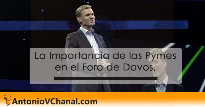 La Importancia de las Pymes en el Foro de Davos