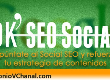 El Social Seo no es una moda. Es una necesidad puedes utilizar para conseguir más conversiones en las redes sociales. Y tienes que saber por qué.