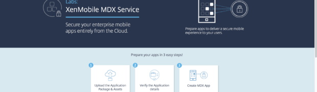 XenMobile Apps All the Way from the Cloud!