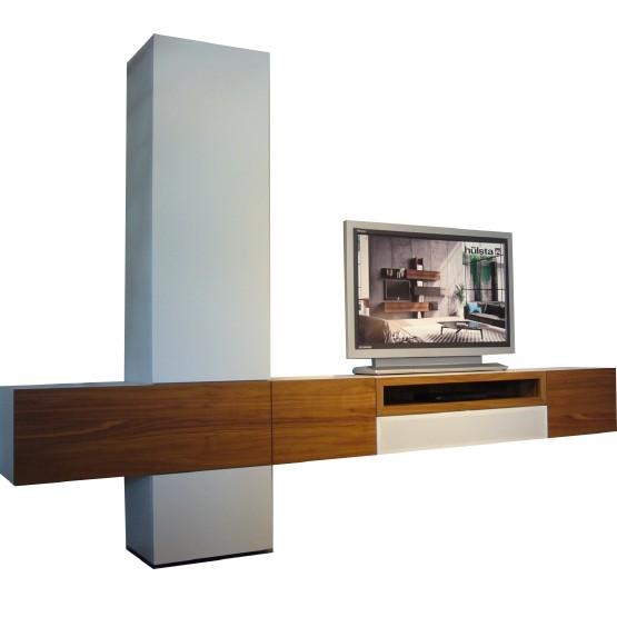 meuble tv avec rangement neo hulsta