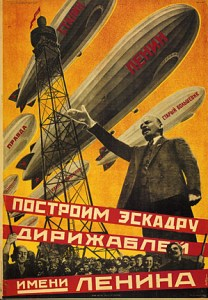 Image: Tragically, Zepplin trips were outside of Lenin's core value proposition