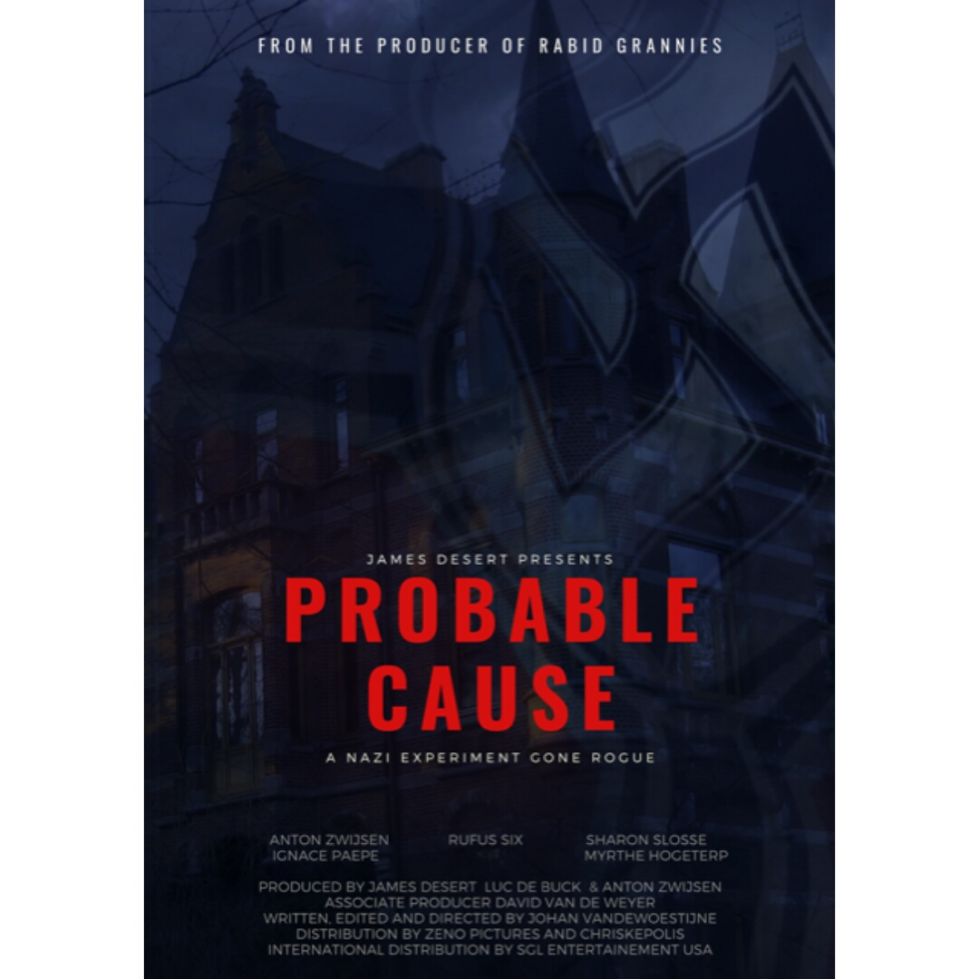 Probable Cause Movie Poster