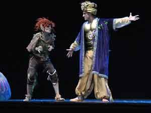 Resultado de imagen de teseo shakespeare