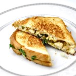 Chicken Sandwich - Indian Style
