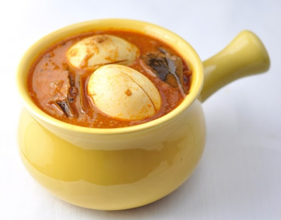 egg curry