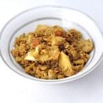 cauliflower egg masala
