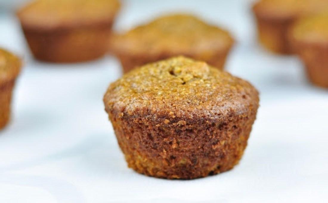 quinoa muffins