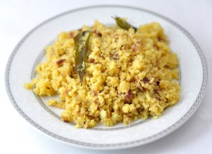 CAULIFLOWER RICE – A LOW-CARB DINNER RECIPE IN 15 MINUTES