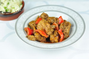 KADAI CHICKEN – AN EASY AND FLAVORFUL CHICKEN CURRY