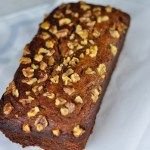 eggless date nut bread