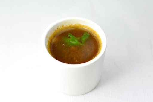 TOMATO RASAM IS A LOW-CALORIE SOUP WITH THE FRESH MIX IN 15 MINS