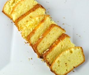 ORANGE POUND CAKE – SOFT AND SPONGE CAKE
