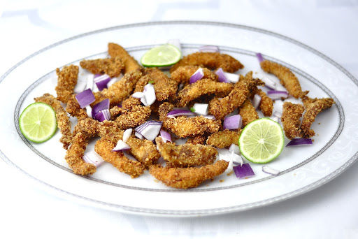 HOMEMADE FISH FINGERS – CRISPY FINGER FOODS FOR PARTIES
