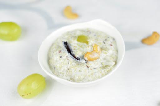 quinoa yogurt rice