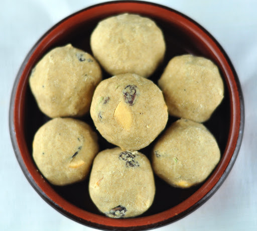 wheat ladoo