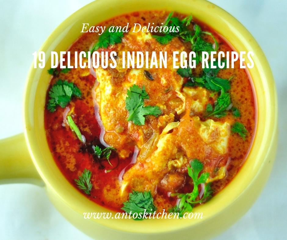 19 Delicious Indian Egg Recipes