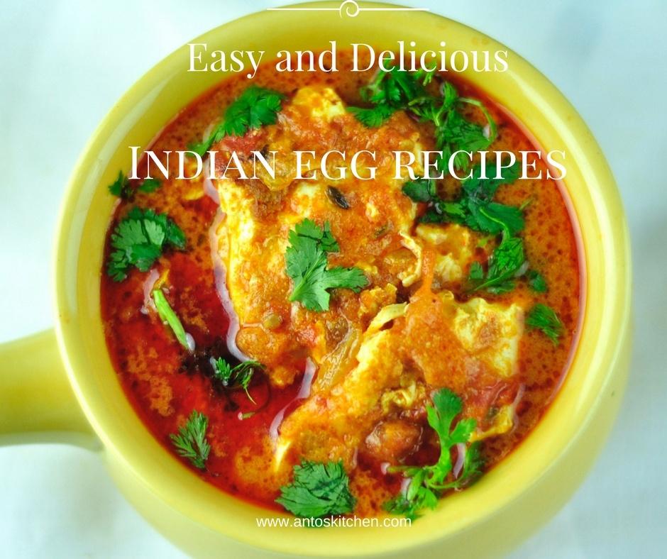 14 Delicious Indian Egg Recipes