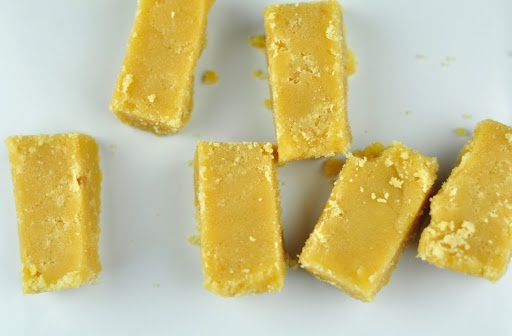 MYSORE PAK – A DELICIOUS INDIAN SWEET