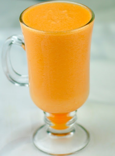 pineapple carrot smoothie