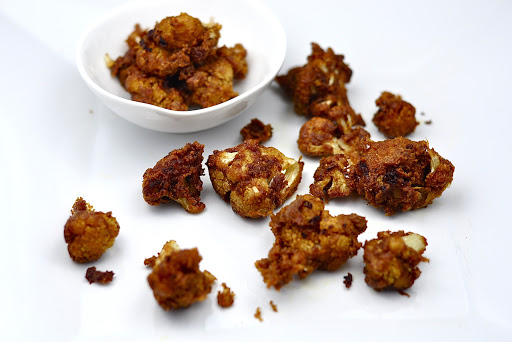GOBI 65 (CAULIFLOWER 65) – CRISPY APPETIZER