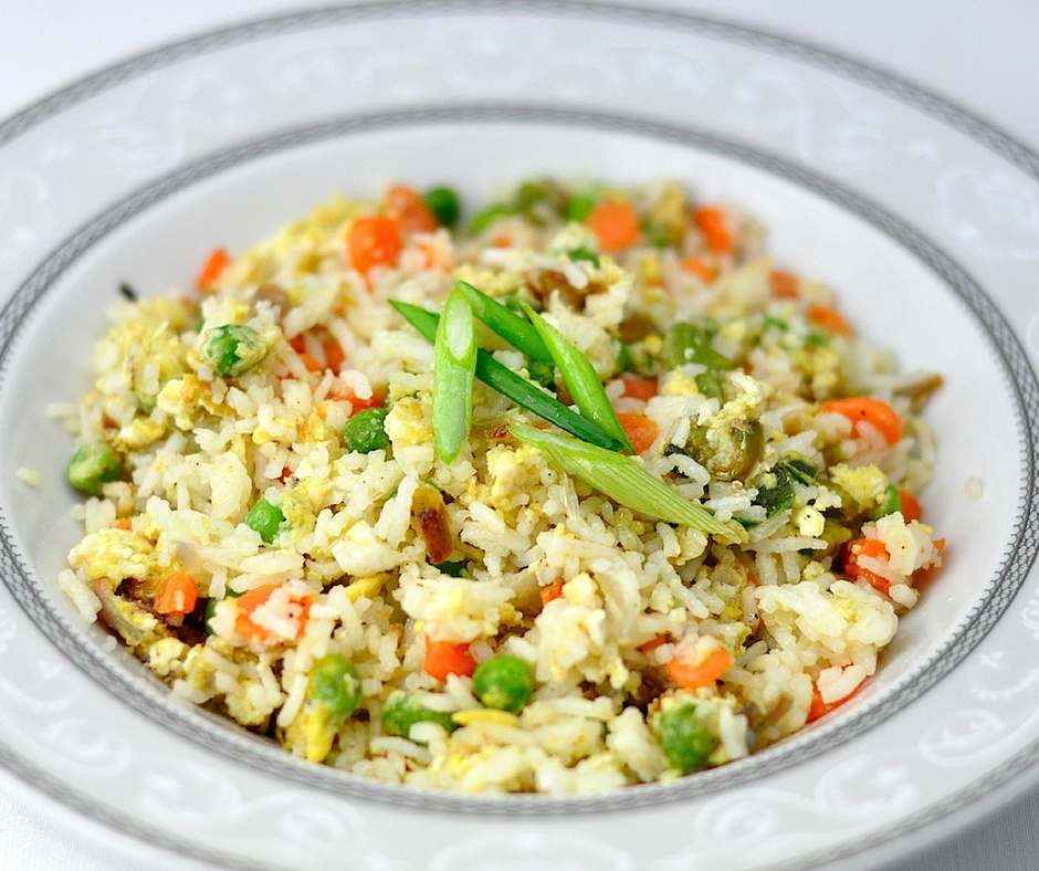 Egg Fried Rice Anto S Kitchen
