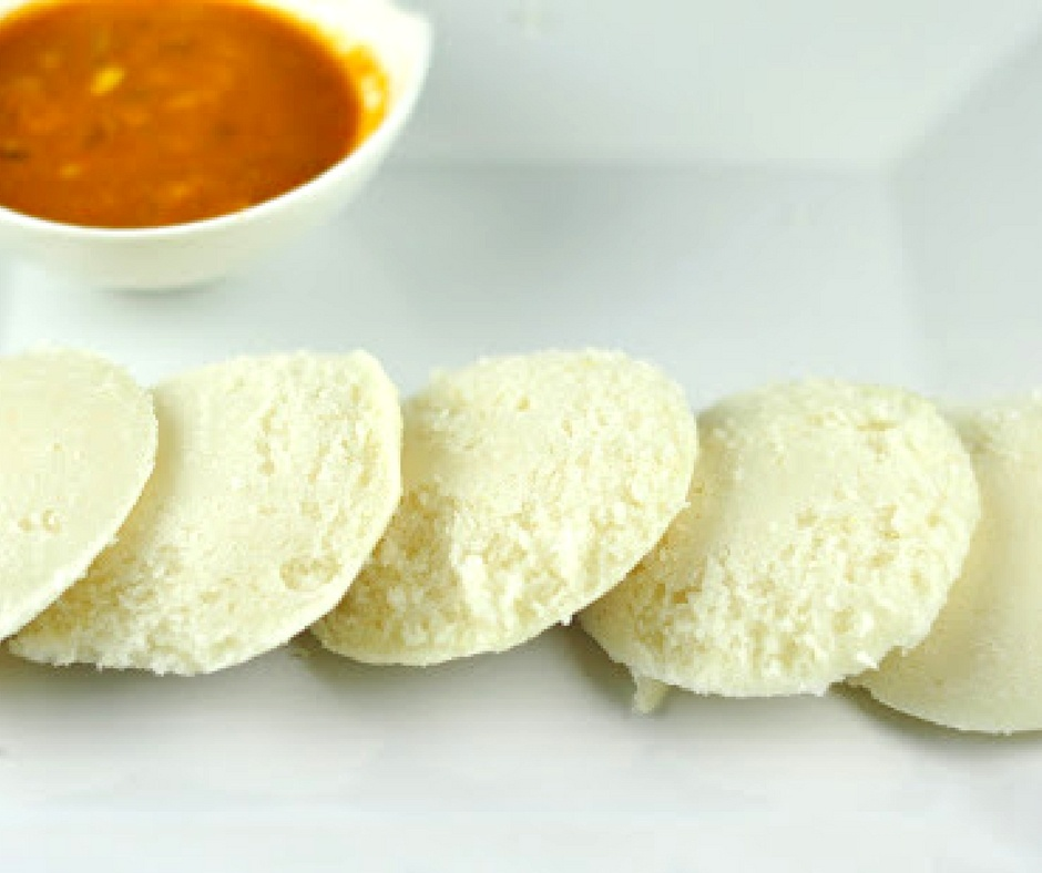 IDLI BATTER USING A BLENDER FOR SOFT IDLIS