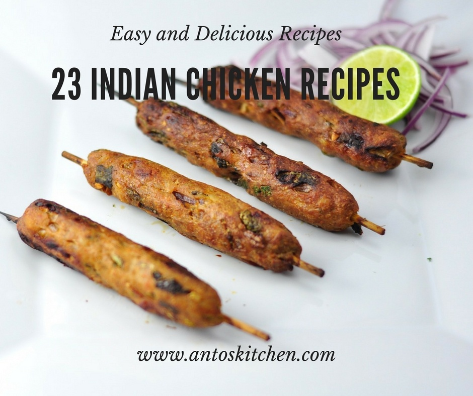 23 Best Indian Chicken Recipes