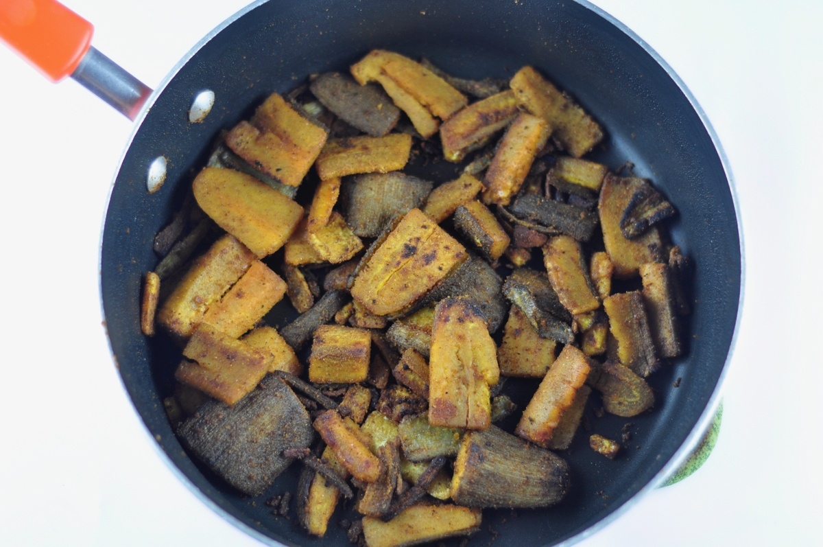 Plantains Fry