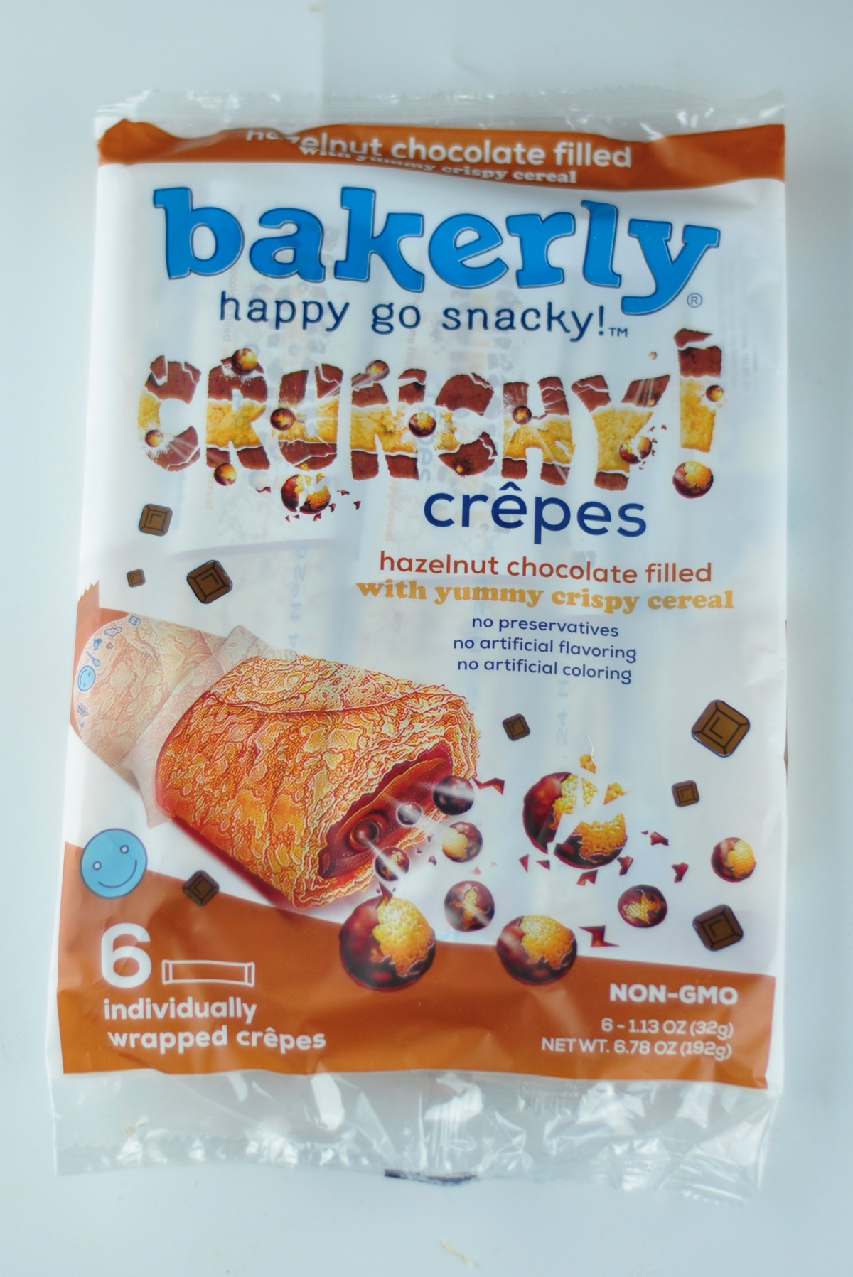 crunchy crepes
