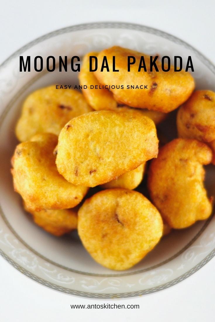 Moong Dal pakora