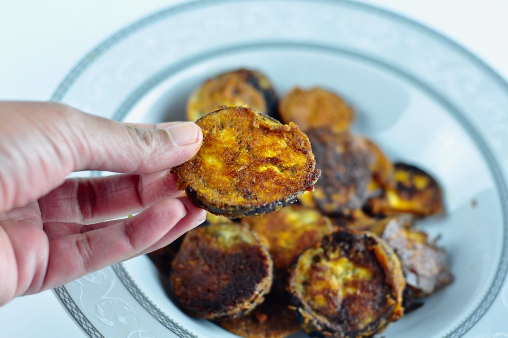 Eggplant Fry Indian Recipe