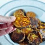 Spicy Eggplant Fry