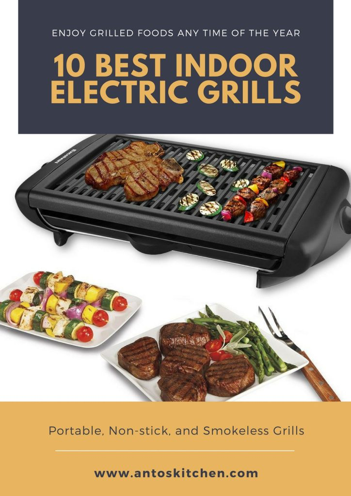 10 Best Indoor Grills