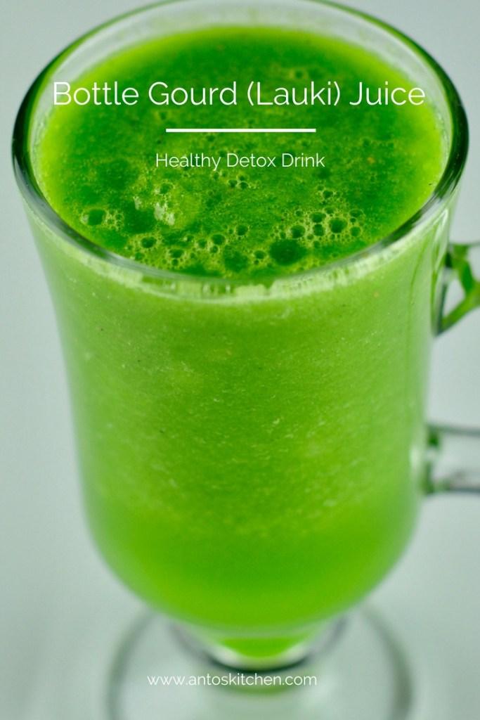 Bottle Gourd (Lauki) Juice