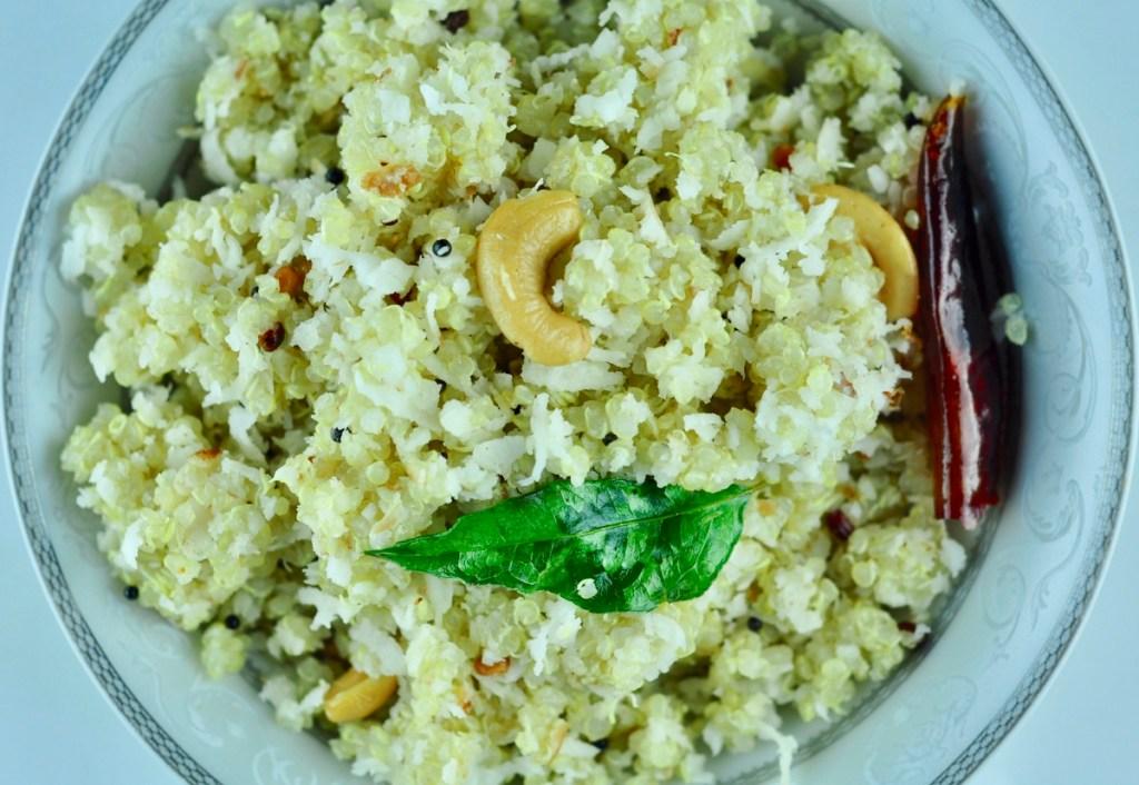quinoa coconut rice