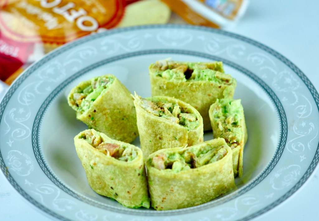 easy tortilla pinwheels