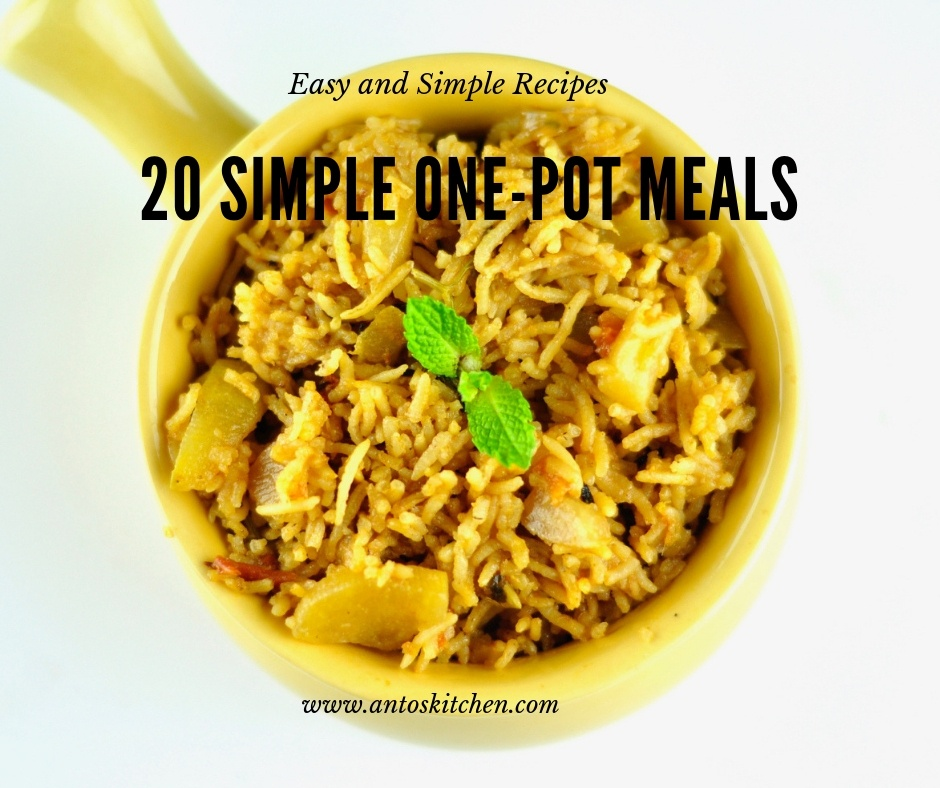 20 simple one pot meals