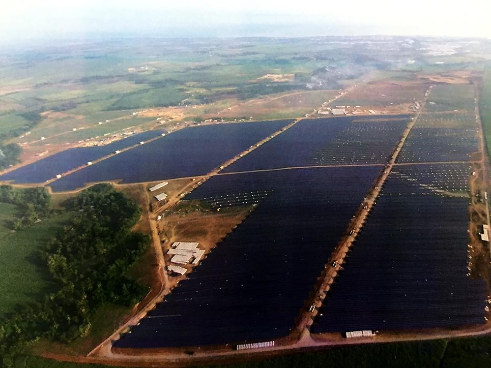 Cadiz 132MW Solar Powered Power Plant