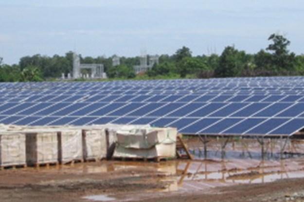 Kirahon 12.5MW Solar Powered Power Plant Project