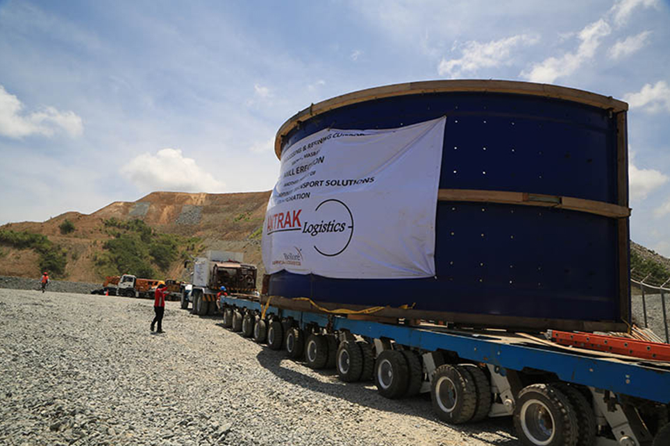 Masbate Gold Project - Mill Upgrade