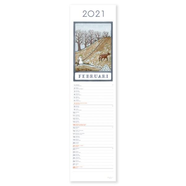 Väggalmanacka 2021