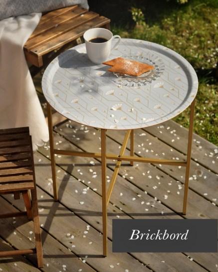 Brickbord vår