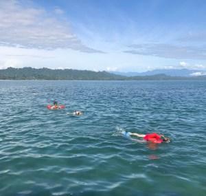 Snorkelen Cahuita National Park 1
