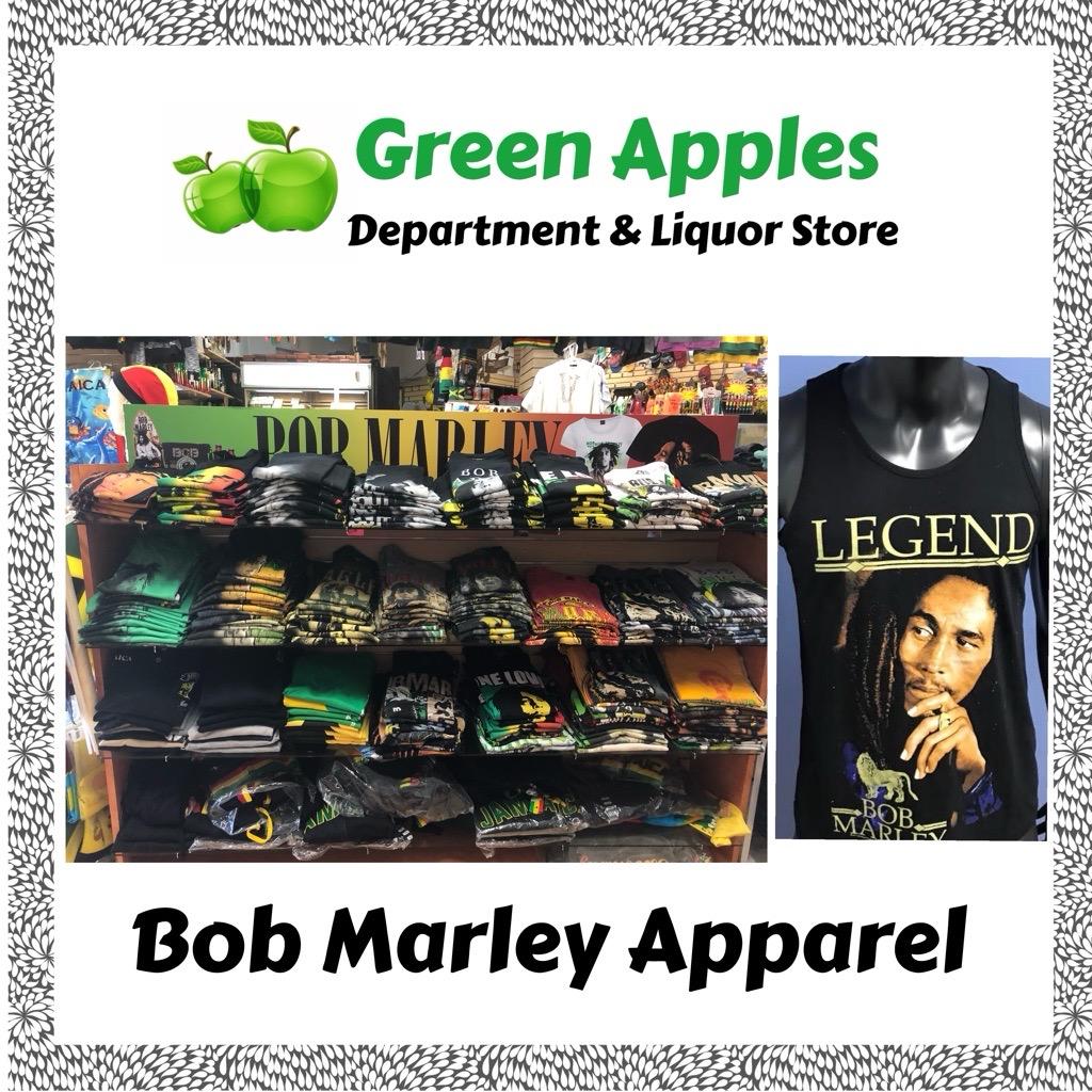 Bob Marley Apparel